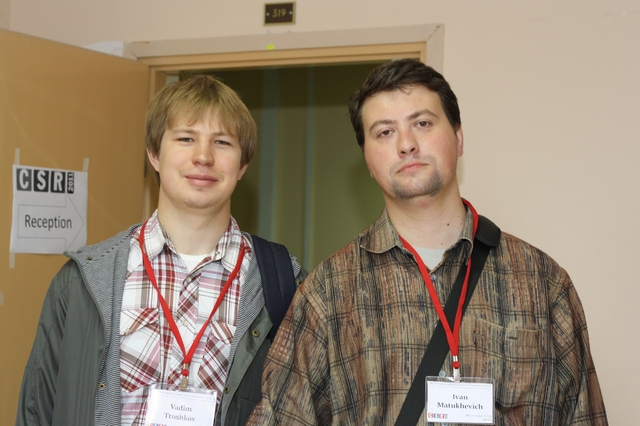 Vlasimir Troshkov, Ivan Matukhevich