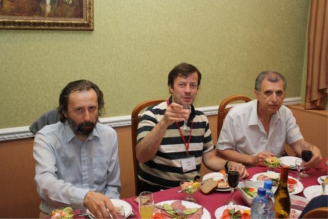 Nikolay Vereshagin, Klaus Meer, Michael Kaminski