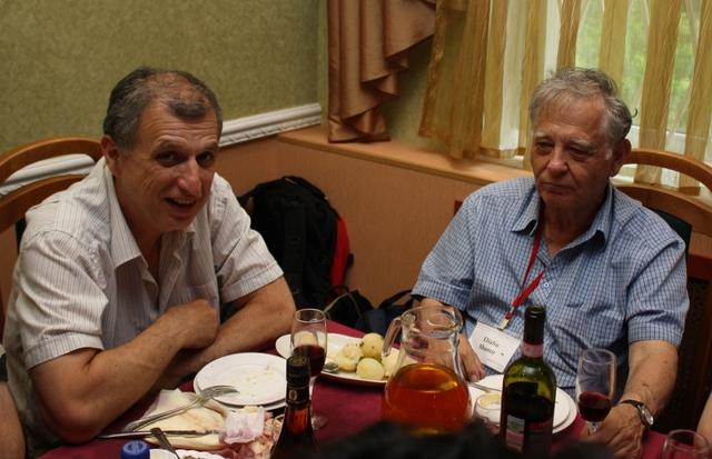 Michael Kaminski, Eliahu Shamir