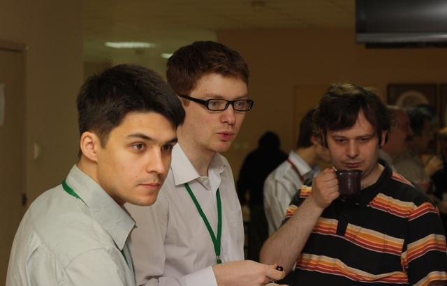 Alexander Smal, Alexander Kulikov, Dmitry Itsykson