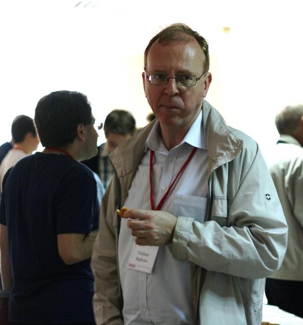 Vladimir Shpilrain
