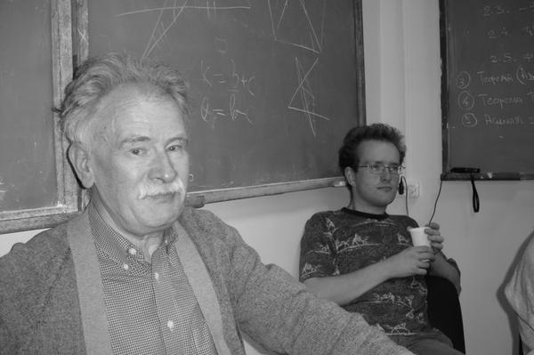 Vladimir Orevkov and Arist Kojevnikov