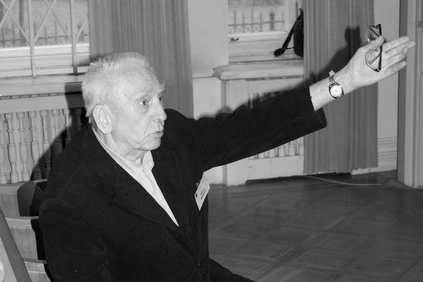 Nikolay Shanin