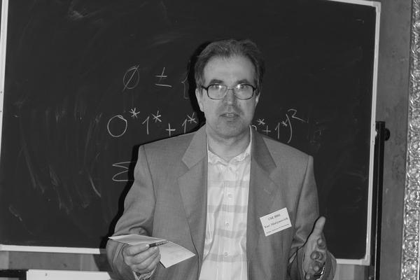 Yury Matiyasevich at CSR 2006