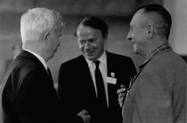 A. A. Markov and N. A. Shanin